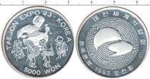 Каталог монет - монета  Южная Корея 5000 вон