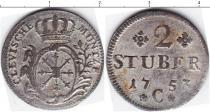 Каталог монет - монета  Фрисландия 2 штюбера