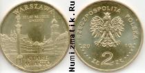 Каталог монет - монета  Речь Посполита 2 злотых