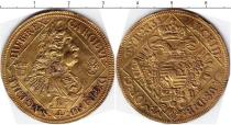 Каталог монет - монета  Венгрия 1/4 талера