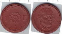 Каталог монет - монета  Нотгельды 1 марка