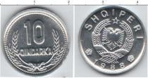 Каталог монет - монета  Албания 10 киндарка