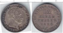 Каталог монет - монета  Шаумбург-Липпе 1/12 талера