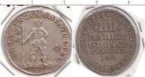 Каталог монет - монета  Ганновер 4 марьенгрош
