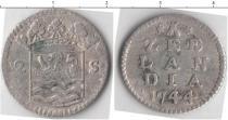 Каталог монет - монета  Зеландия 2 стивера