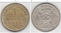 Каталог монет - монета  Шварцбург-Зондерхаузен 1 грош