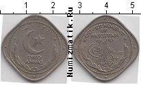 Каталог монет - монета  Пакистан 2 анны