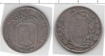 Каталог монет - монета  кантон Базель 3 батзена