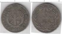 Каталог монет - монета  Колумбия 1 реал
