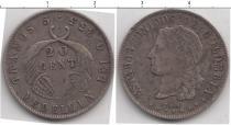 Каталог монет - монета  Колумбия 20 сентаво