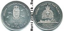 Каталог монет - монета  Остров Принца Эдварда 1 доллар
