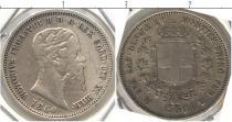 Каталог монет - монета  Сардиния 50 чентезимо