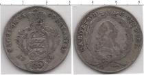 Каталог монет - монета  Вюртемберг 20 крейцеров