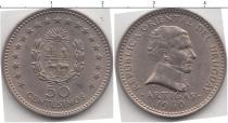 Продать Монеты Гватемала 10 сентаво 1965 Медно-никель