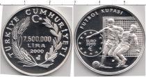 Каталог монет - монета  Турция 7500000 лир