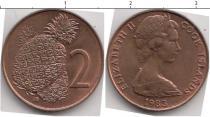 Продать Монеты Кокосовые острова 2 цента 1983 Медь