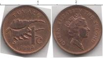 Каталог монет - монета  Тувалу 1 цент