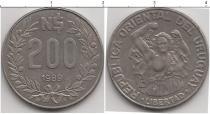 Каталог монет - монета  Уругвай 200 песо