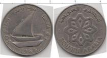 Каталог монет - монета  Южная Аравия 50 филс