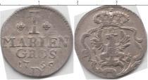 Каталог монет - монета  Восточная Фризия 1 мариенгрош