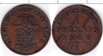Каталог монет - монета  Шварцбург-Рудольфштадт 1 грош