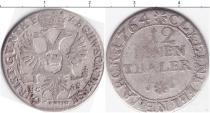 Каталог монет - монета  Шварцбург-Зондерхаузен 1/12 талера