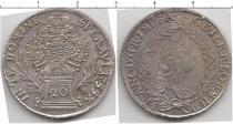 Каталог монет - монета  Венгрия 20 крейцеров