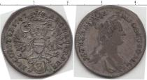 Каталог монет - монета  Венгрия 3 крейцера