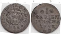 Каталог монет - монета  Липпе-Детмольд 1 мариенгрош
