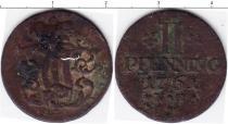 Каталог монет - монета  Триер 2 пфеннига