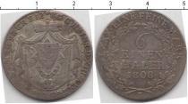 Каталог монет - монета  Рейсс 1/6 талера