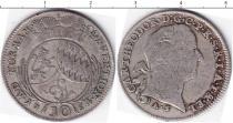 Каталог монет - монета  Пфальц-Сульбах 10 крейцеров