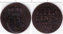 Каталог монет - монета  Пфальц-Сульбах 4 крейцера