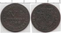 Каталог монет - монета  Падерборн 6 пфеннигов