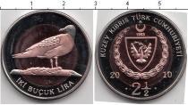 Каталог монет - монета  Северный Кипр 2 1/2 лиры