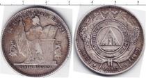 Каталог монет - монета  Гондурас 1/2 песо