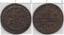 Каталог монет - монета  Юлих-Берг 1/2 стюбера