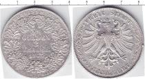 Каталог монет - монета  Франкфурт 2 талера