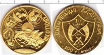 Каталог монет - монета  Фуджейра 100 риал