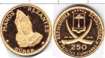 Каталог монет - монета  Эквадор 250 песет