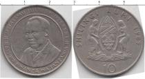 Каталог монет - монета  Танзания 10 шиллингов