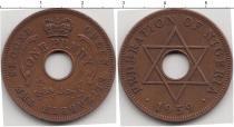 Каталог монет - монета  Нигерия 1 пенни