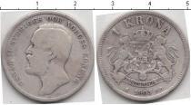 Каталог монет - монета  Швеция 1 крона
