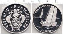 Каталог монет - монета  Сейшелы 25 рупий