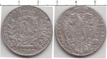 Каталог монет - монета  Нюрнберг 20 крейцеров