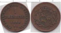 Каталог монет - монета  Шлезвиг-Гольштейн 1 дрейлинг