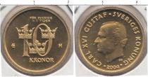 Каталог монет - монета  Швеция 10 крон