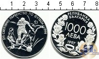 Каталог монет - монета  Болгария 1000 лев