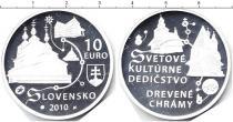 Каталог монет - монета  Словения 10 евро