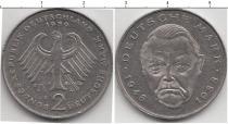 Каталог монет - монета  ФРГ 2 марки